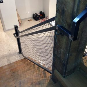 Custom Handrail - Custom Metal Fabrication