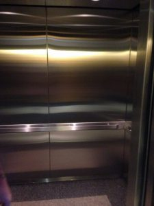 Stainless Steel Elevator Panels - Stainless steel fabrication